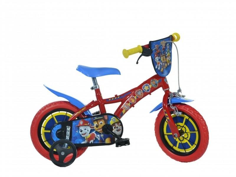Bicicleta copii 12 inch Paw Patrol