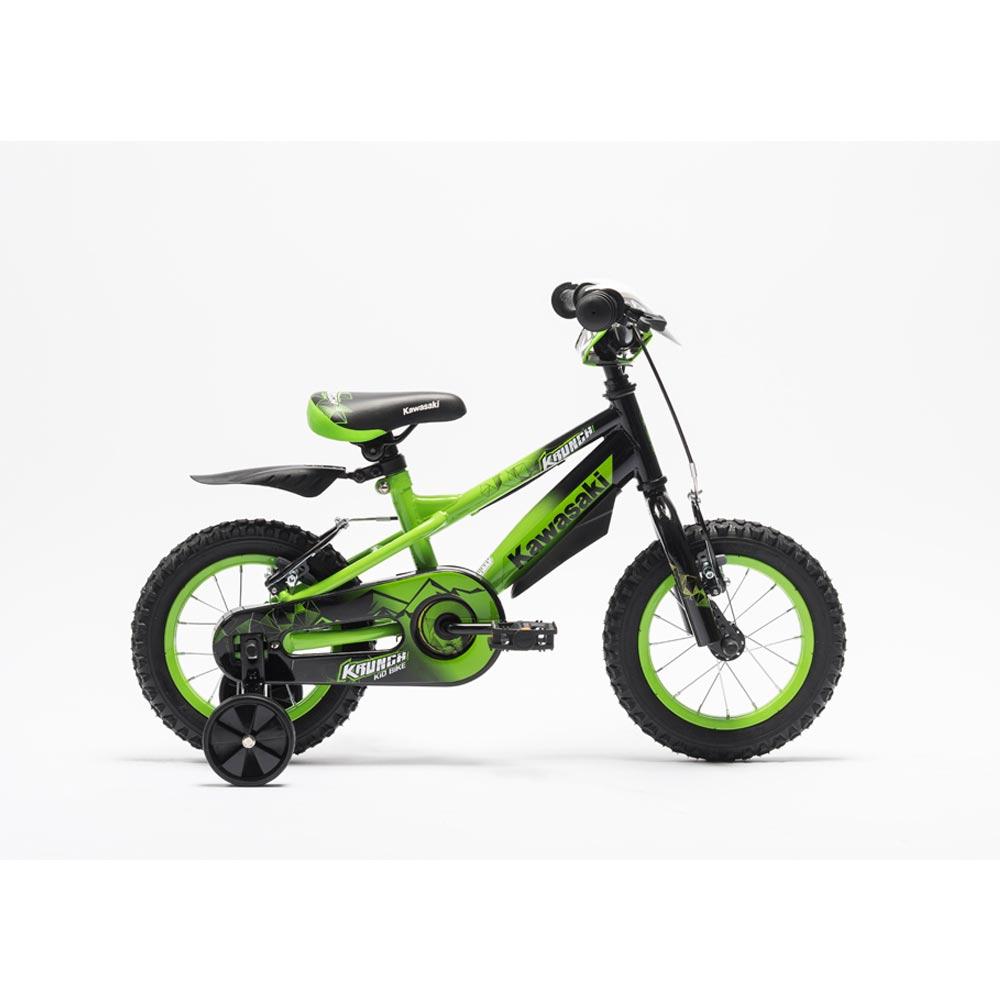 Bicicleta copii Kawasaki Krunch 12 inch green