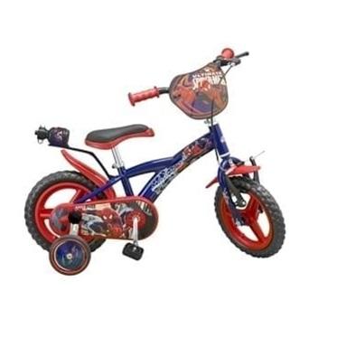 Bicicleta pentru baieti Spiderman 12 inch