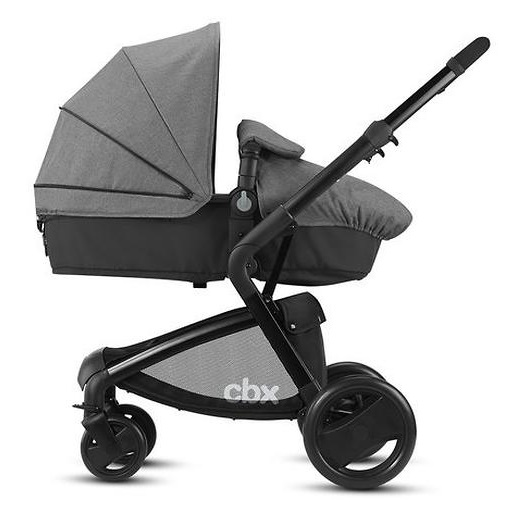 Carucior transformabil 2 in 1 Cybex Bimisi Flex Grey