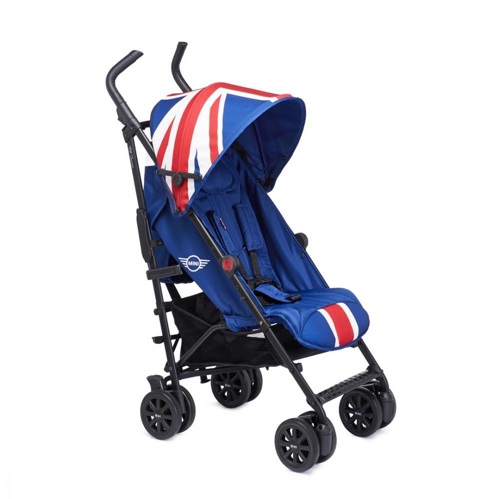 Carucior Mini Buggy XS Union Jack Classic - 1