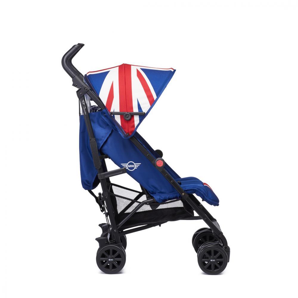 Carucior Mini Buggy XS Union Jack Classic