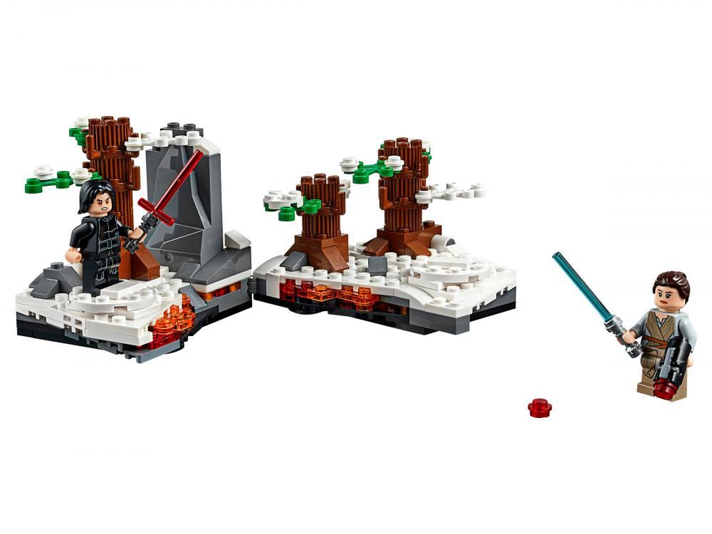 Duel la Baza Starkiller Lego Star Wars