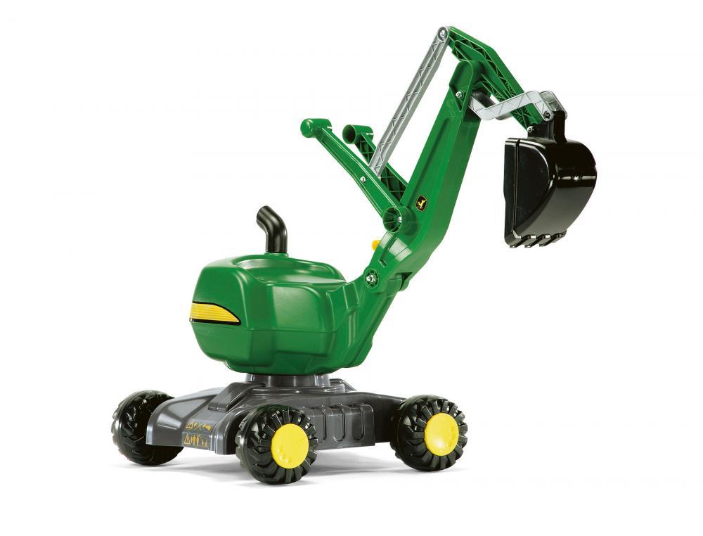 Excavator cu roti Rolly Digger John Deere imagine