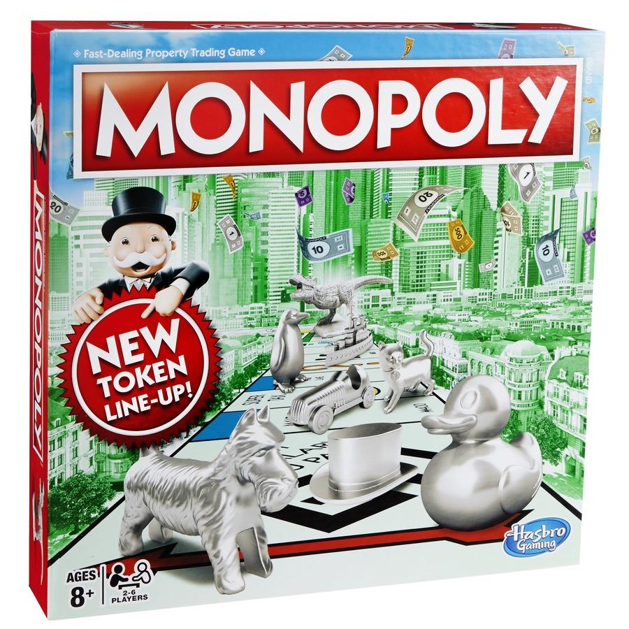 Joc Monopoly clasic RO Hasbro