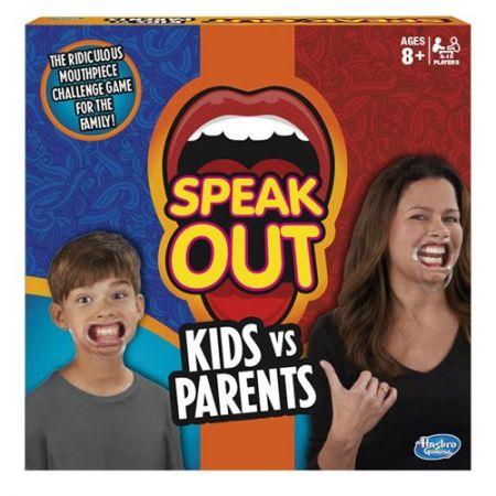 Joc spune in gura mare copii vs parinti RO