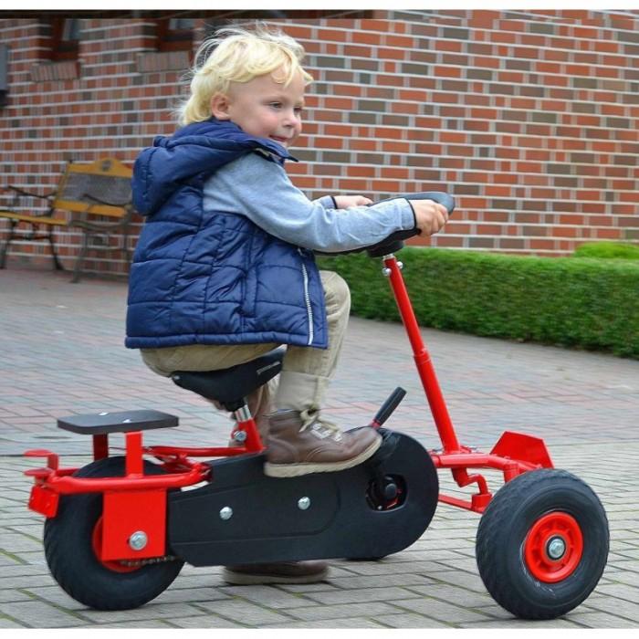 Kart cu pedale Dino Cars Baby