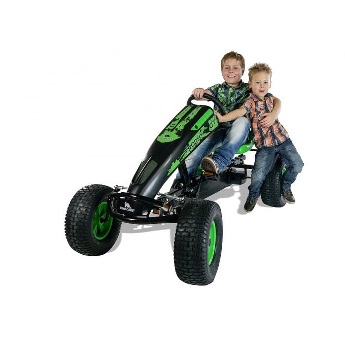 Kart cu pedale Dino Cars Trophy BF1