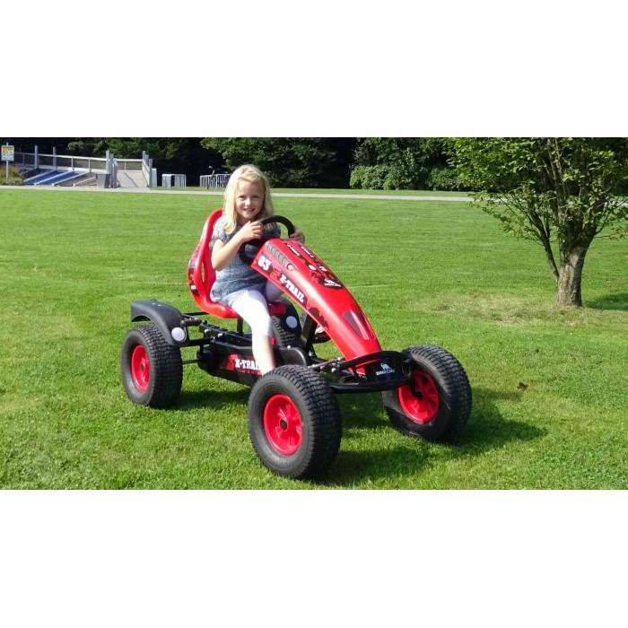 Kart cu pedale Dino Cars X-Trail BF1