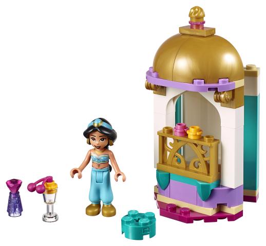 Calatoria Cenusaresei cu trasura Lego Disney