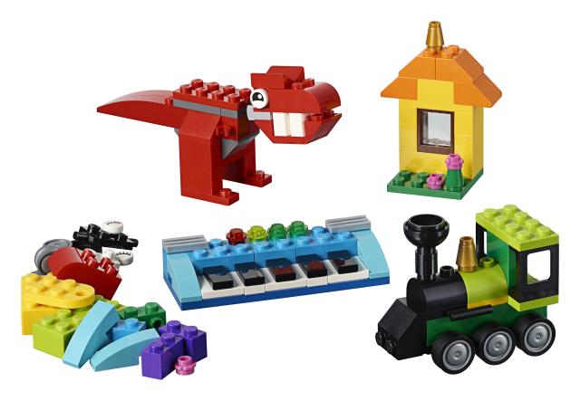 Lego Caramizi si idei