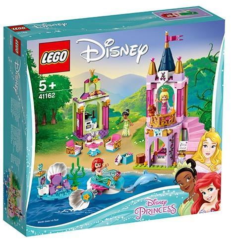 Lego Festivitatile regale ale lui Ariel Aurora si Tiana