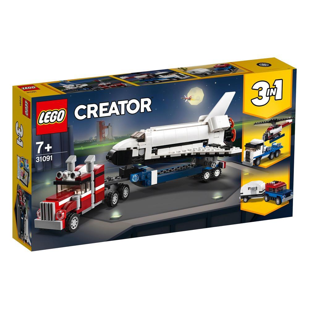 Lego Transportorul navetei spatiale