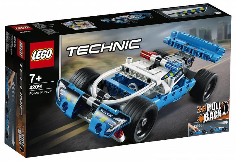 Lego Urmarirea politiei