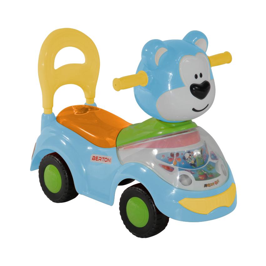 Masinuta premergator Bear Blue din categoria La Plimbare de la LORELLI