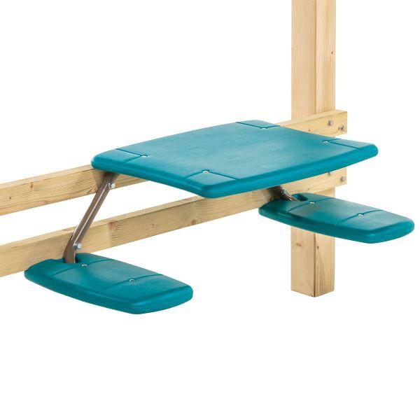 KBT Masuta cu scaunele pentru spatiile de joaca