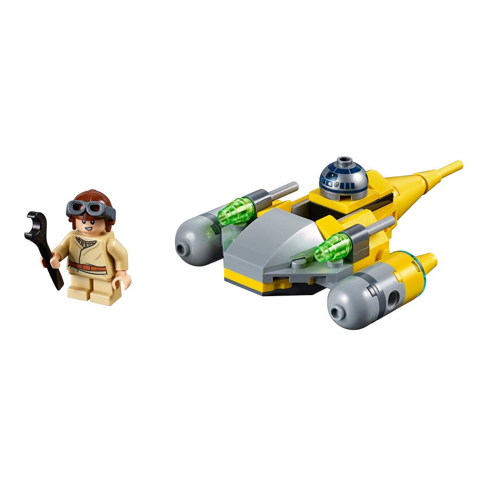 Naboo Starfighter Microfighter Lego Star Wars