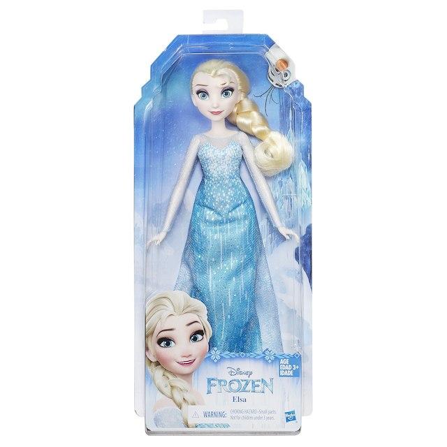 Papusa clasica Elsa Frozen