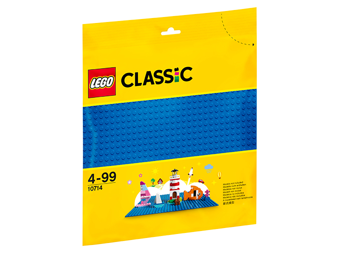 Lego Placa de baza albastra