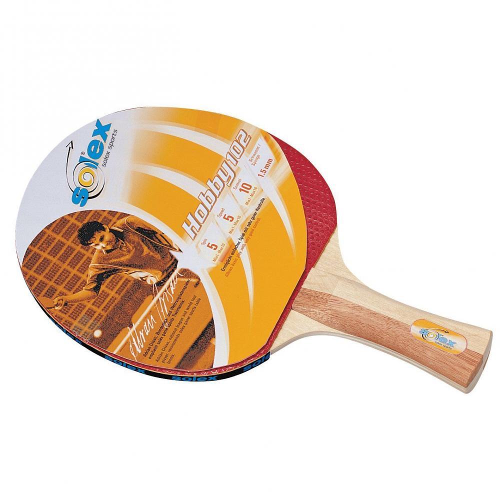 Paleta Tenis de Masa Solex Hobby 102
