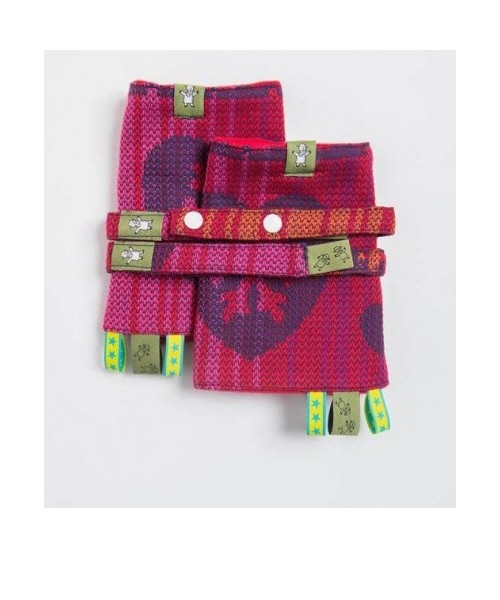 Protectii pentru bretele Lenny Lamb Warm Hearts with Cinnamon imagine