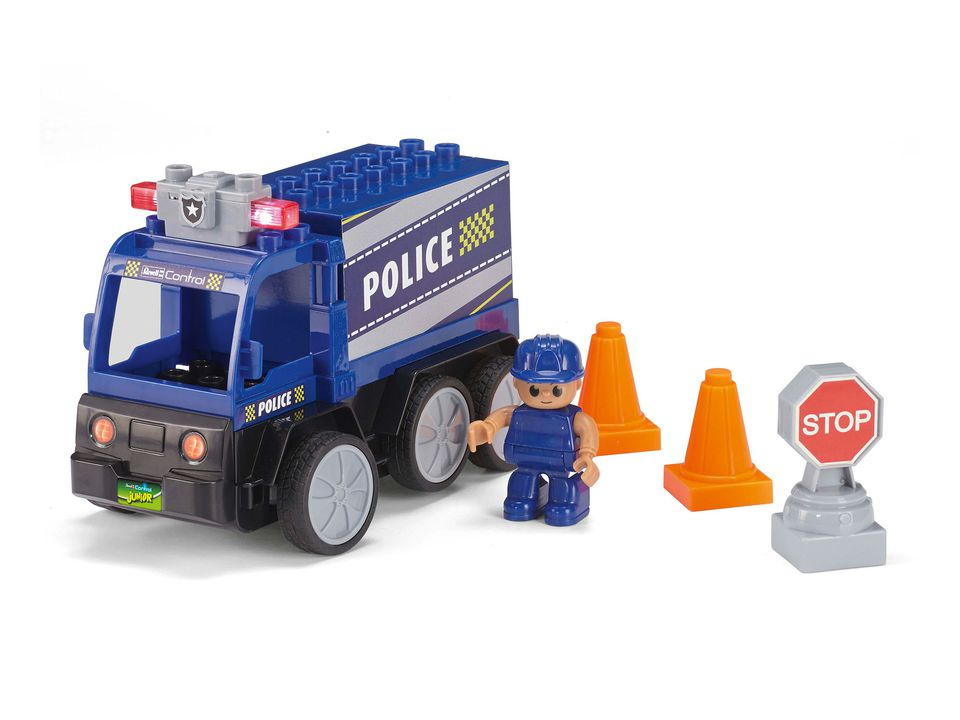 Masina de Politie Revell Control Junior