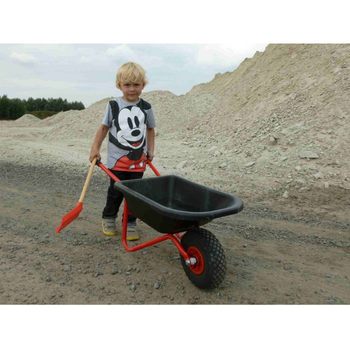 Roaba Dino Cars Wheelbarrow