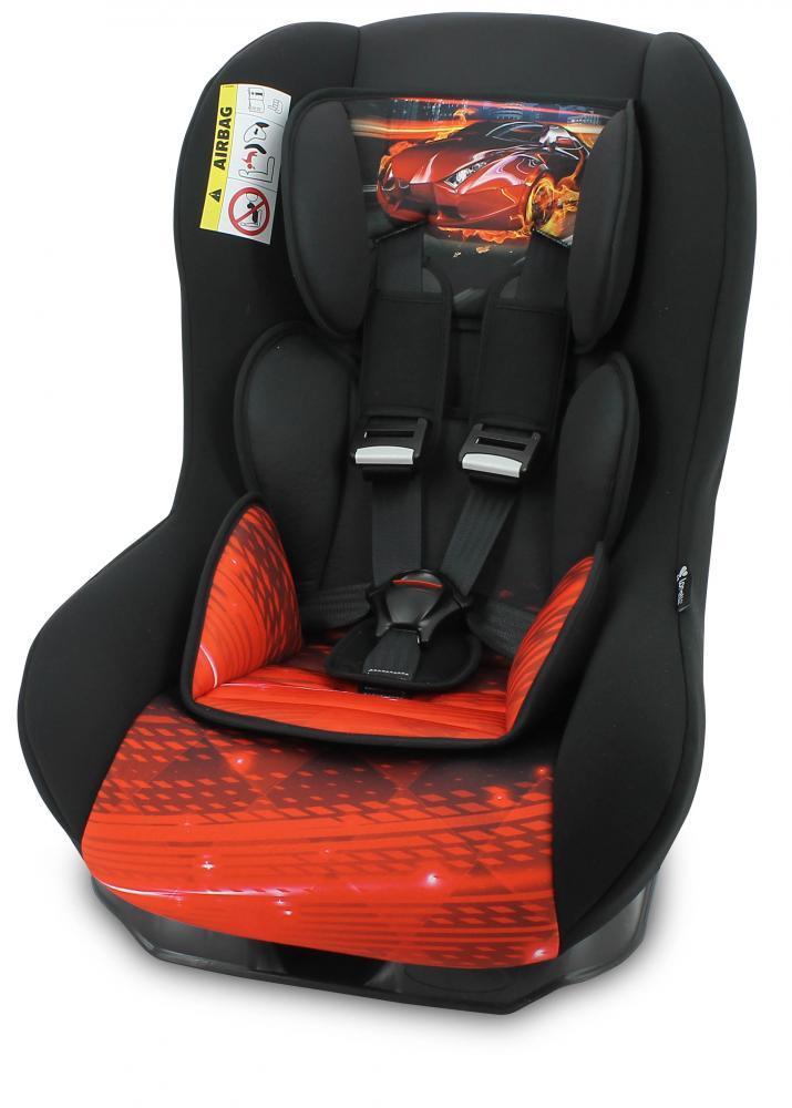Scaun auto 0-18 Kg Beta Plus Black Fiery Race imagine