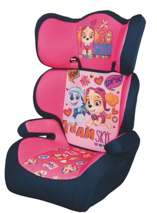 Scaun auto Paw Patrol Girl 15-36 kg imagine