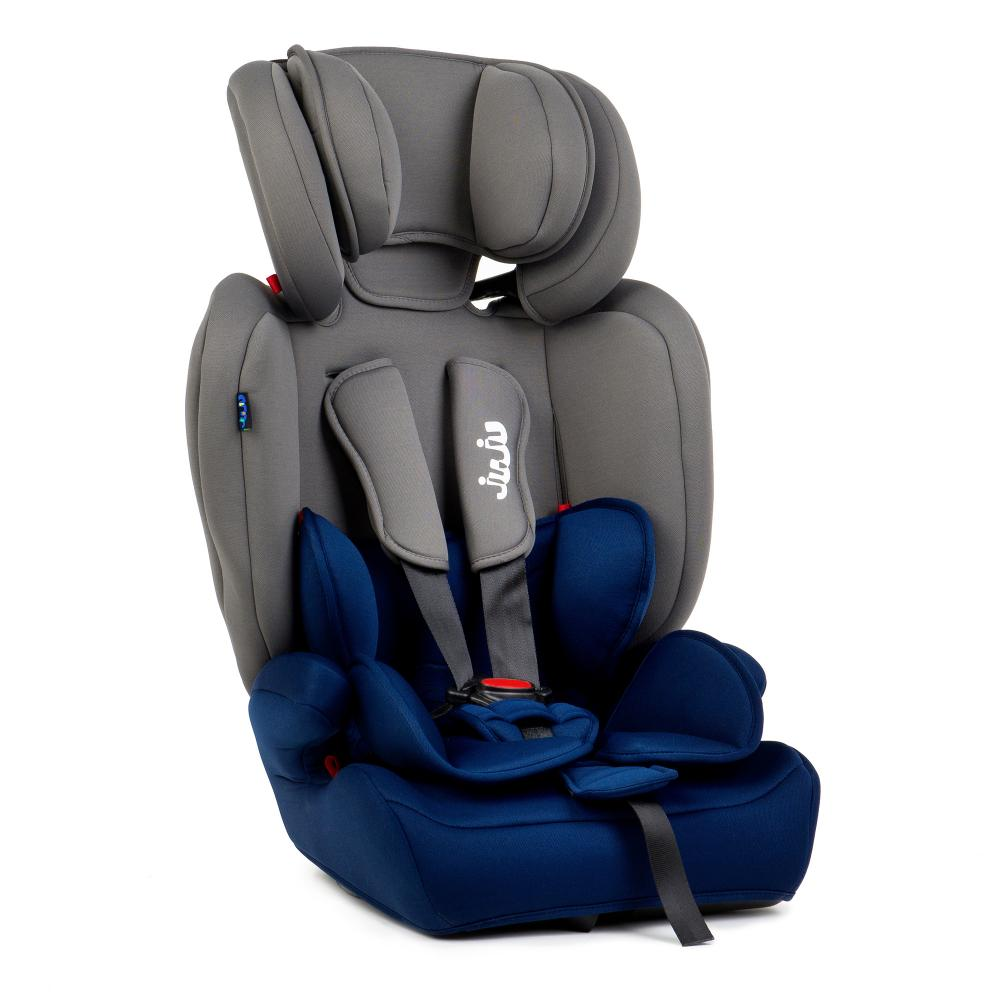 Scaun auto Safe Rider Gri-Bleumarin