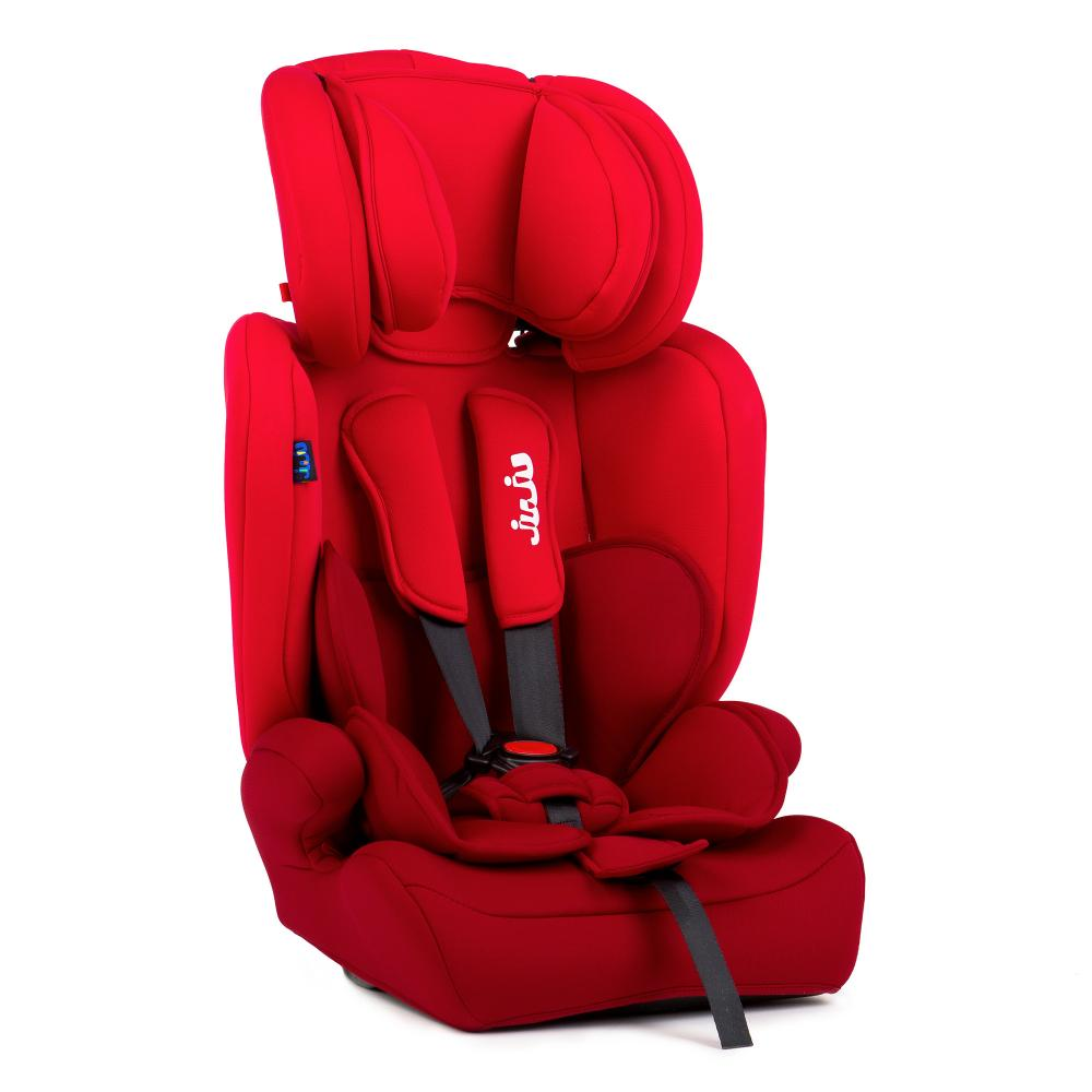 Scaun auto Safe Rider Rosu-Bordo imagine