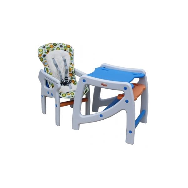 Scaun de masa Arti Swing Albastru