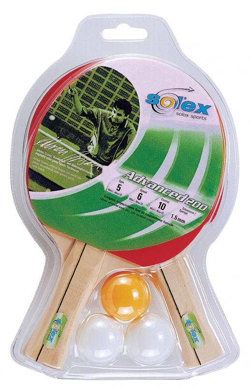 Set Tenis De Masa Advanced