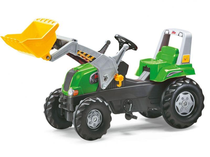 Tractor Rolly Junior cu cupa