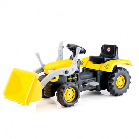 Tractor excavator cu pedale Dolu din categoria La Plimbare de la DOLU