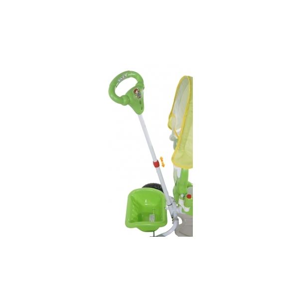 Tricicleta ARTI Panda 2 Rosu