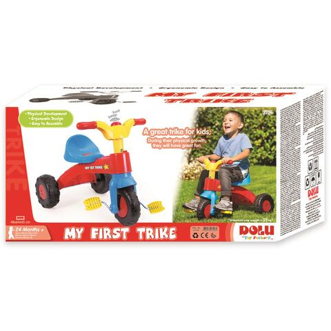Tricicleta copii- Pastel imagine
