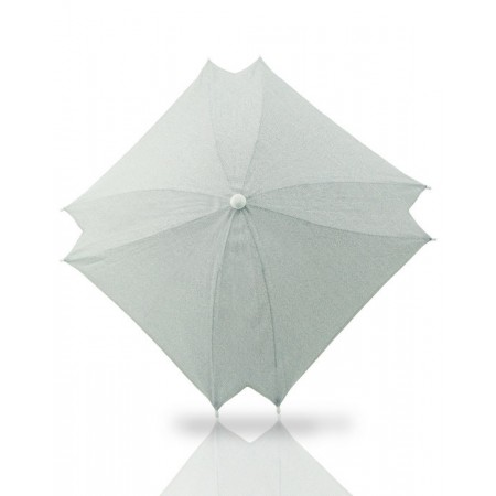 Umbrela universala pentru carucior cu protectie UV Bexa Grey
