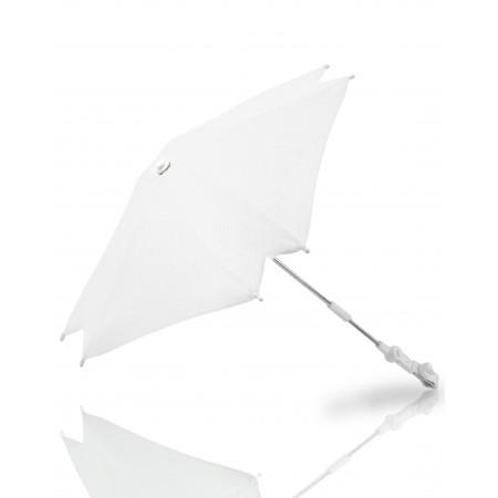 Umbrela universala pentru carucior cu protectie UV Bexa White