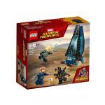 Atacul transportorului de trupe Outrider Lego