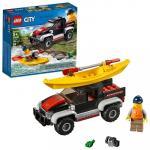 Aventura cu caiacul Lego City