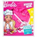 Set accesorii bucatar Barbie