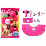 Set coafor Barbie