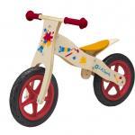 Bicicleta fara pedale LA Sports de lemn 12