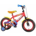 Bicicleta Volare Blaze pentru baieti 12 inch cu roti ajutatoare