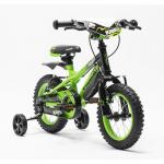 Bicicleta copii Kawasaki Krunch 12 inch green