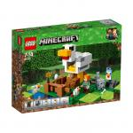 Cotetul de gaini Lego
