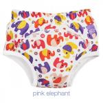 Chilotel de antrenament la olita Bambino Mio Pink Elephant 18-24 luni