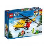 Lego Elicopterul ambulanta