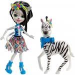 Papusa Zelena Zebra Enchantimals